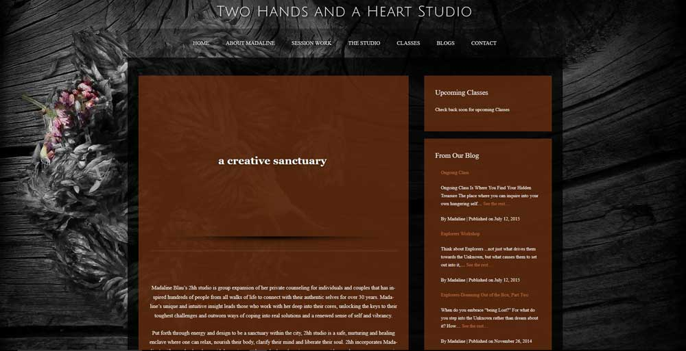 WordPress Samples-2hhstudio-Erik Petersen