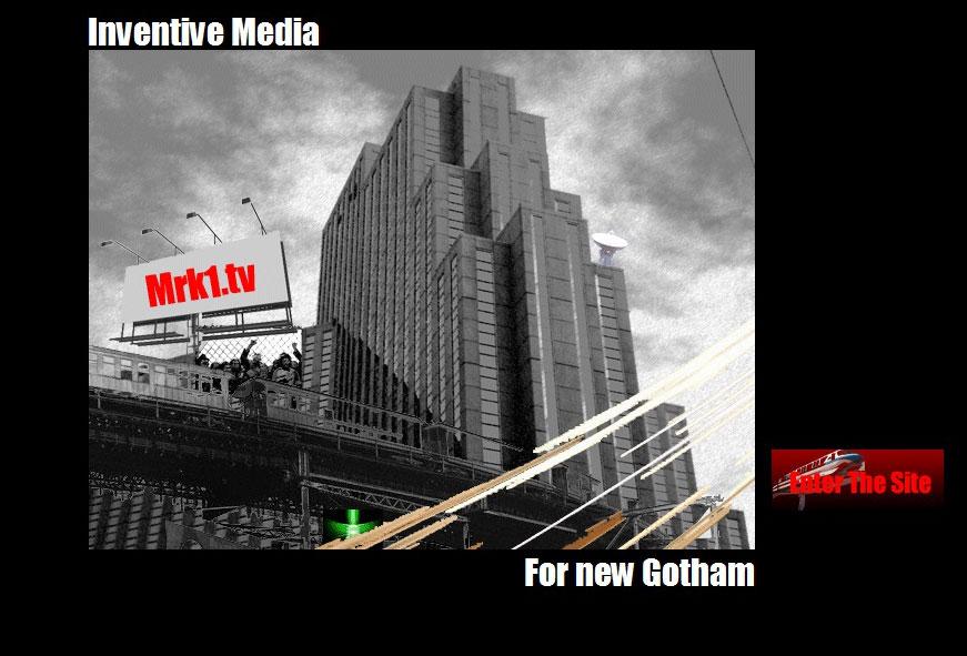 HTML Websites-Mrk1.tv-Gotham