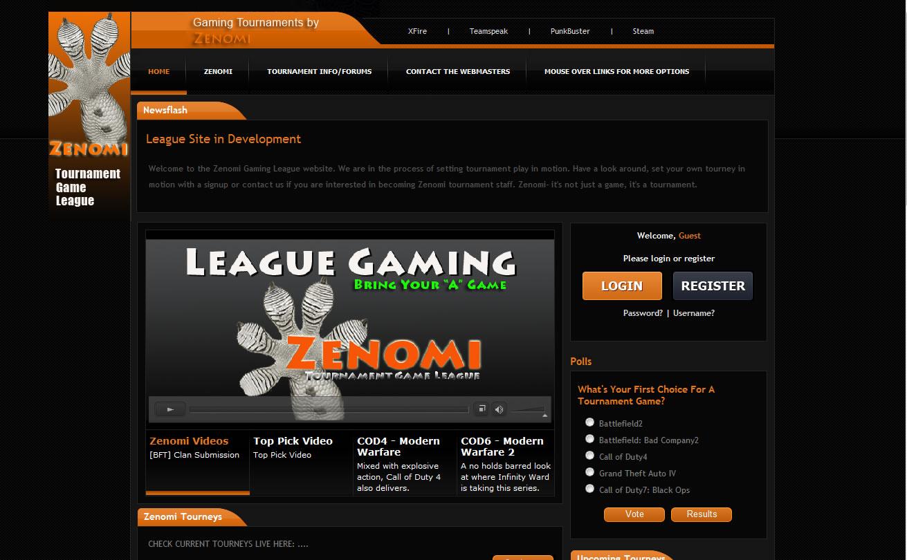 Joomla Websites-Zenomi